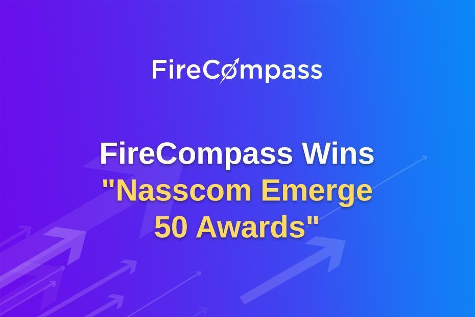 FireCompass wins NASSCOM Emerge 50, 2017 Award