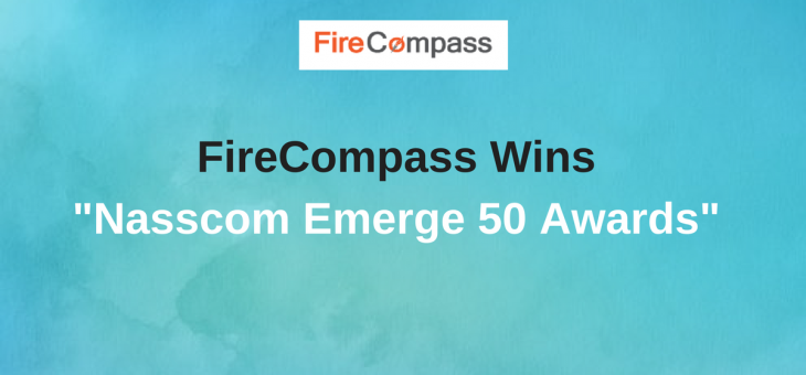 FireCompass wins NASSCOM Emerge 50, 2017 Award