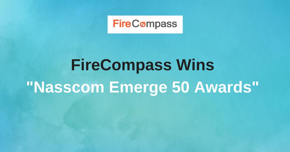 FireCompass Wins NASSCOM Emerge 50 Award