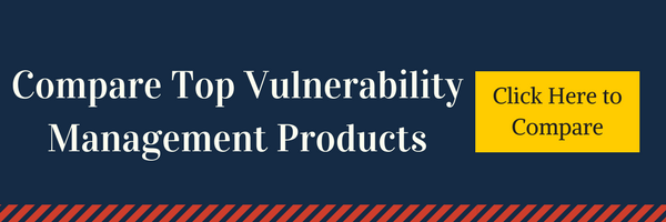 Compare Top Vulnerability Management Products