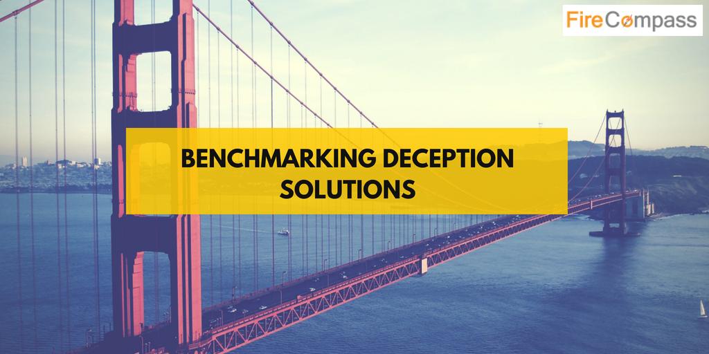 Benchmarking Deception Technologies