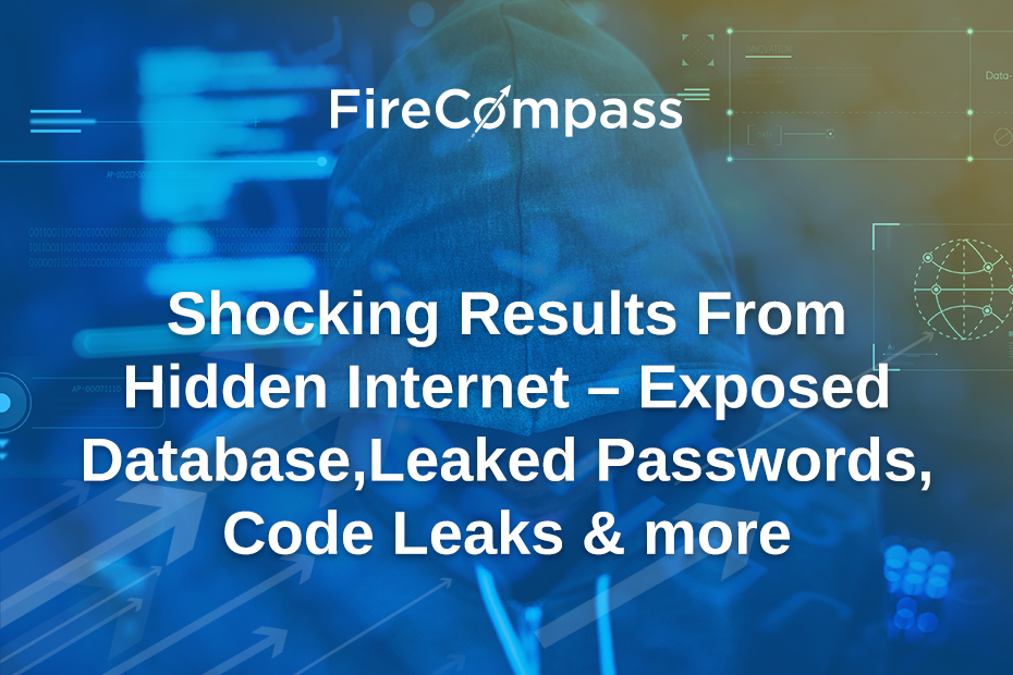 Shocking Results From Hidden Internet - Exposed Database,Leaked Passwords, Code Leaks & more