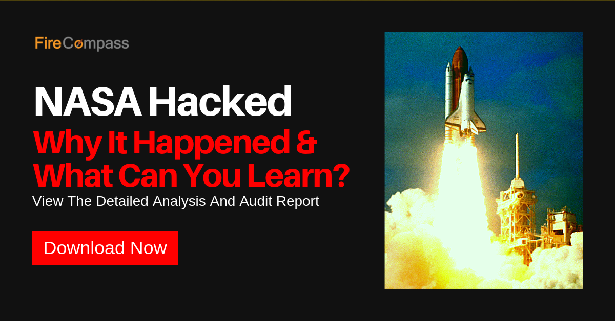 NASA Hacked. What happened and what can you learn ?