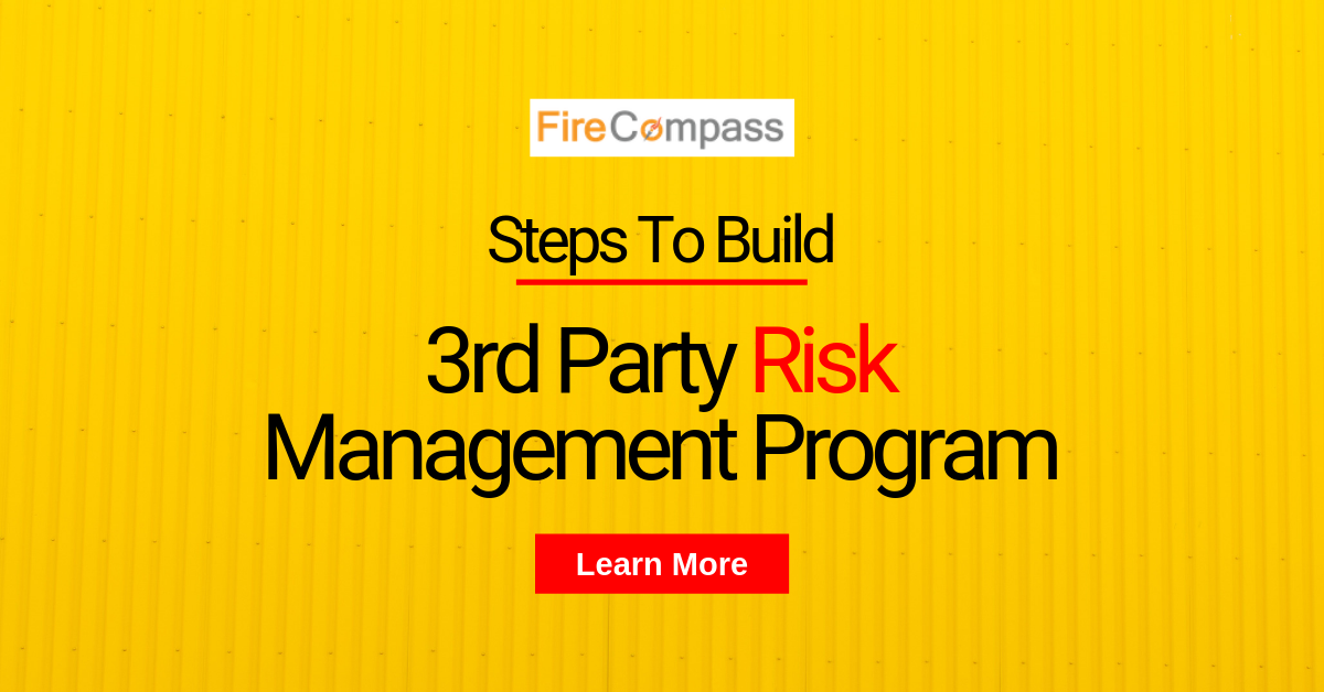Guide to building a third [arty risk management program