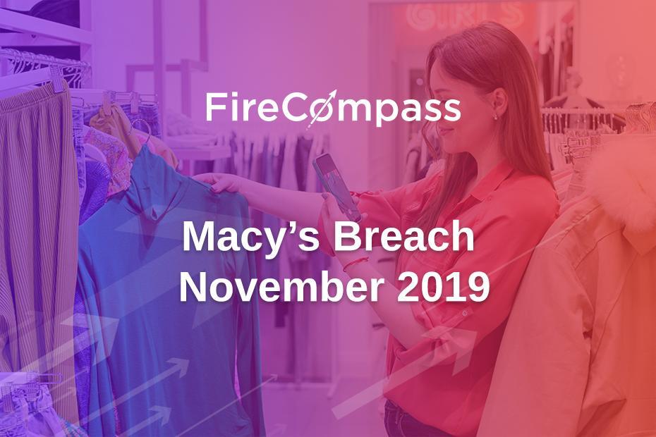 Macy's Breach November 2019