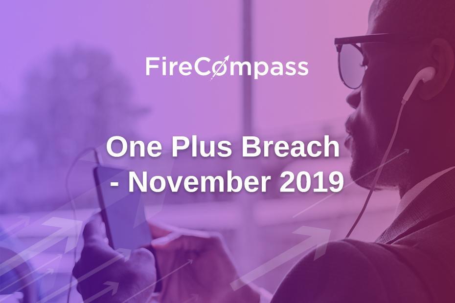 One Plus Breach - November 2019