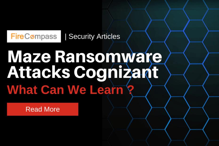 Maze Ransomware Hits Cognizant