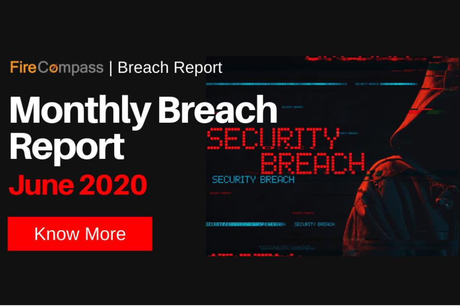 Security Breach Report June 2020