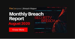 Breach Report August Firecompass
