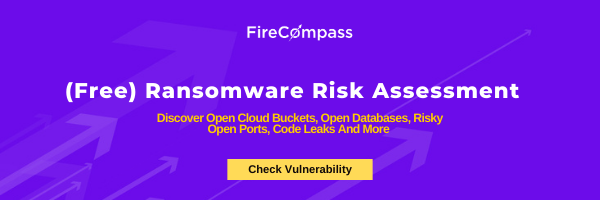 Free Ransomware assessment