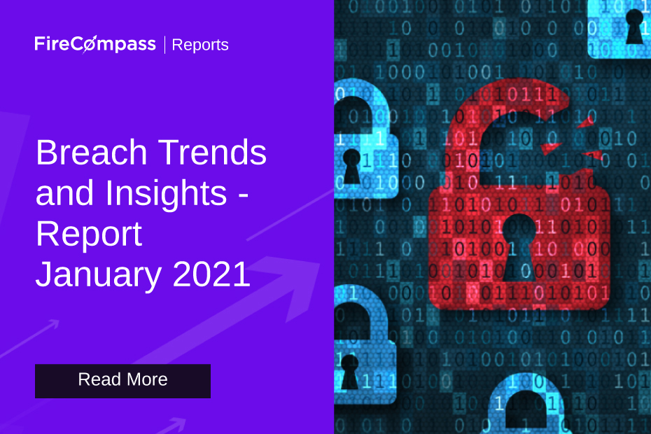 Breach Trends and Insights - January  2021